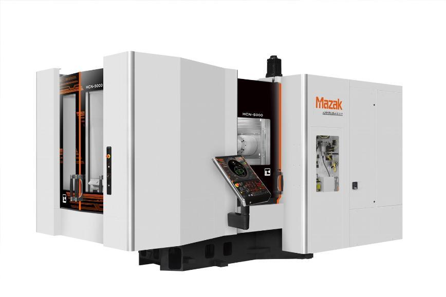 Logo Horizontal machining centre - HORIZONTAL CENTER NEXUS 5000-III