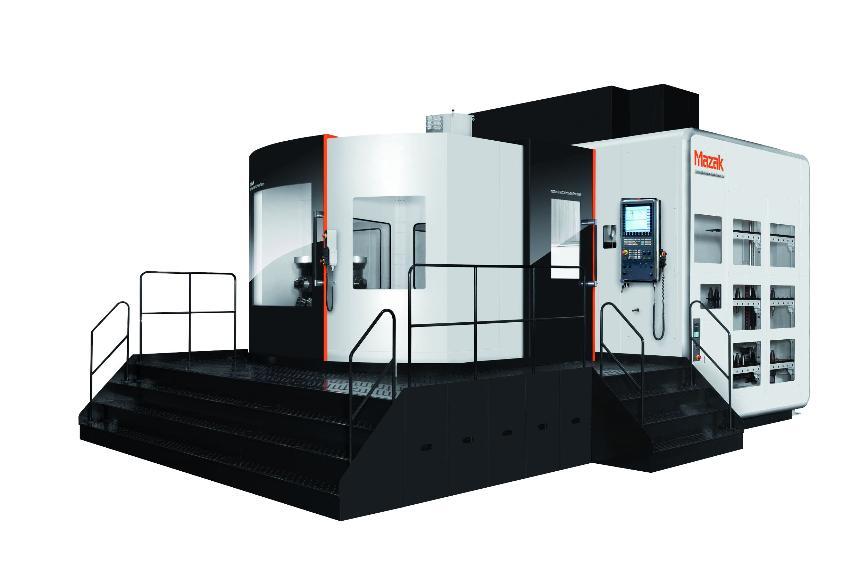 Logo Vertical machining centre - INTEGREX e-1250/V8