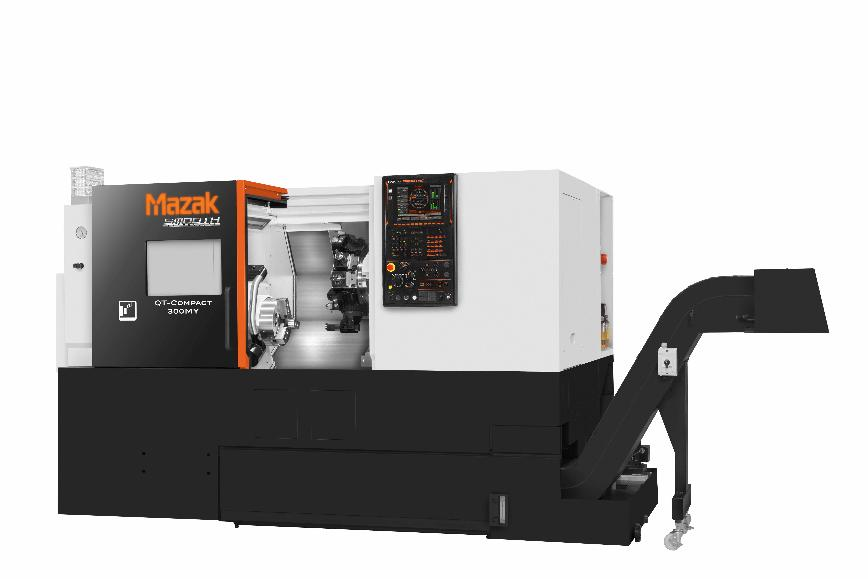 Logo Other machining centre - QUICK TURN COMPACT