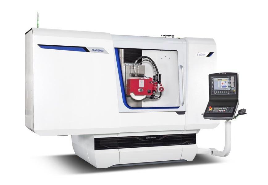 Logo Horizontal spindle surface grinding machine - BLOHM PLANOMAT HP