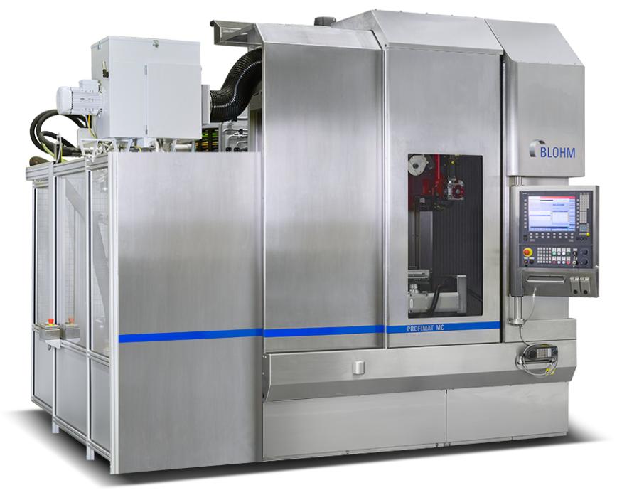Logo Horizontal spindle surface grinding machine - BLOHM PROFIMAT MC