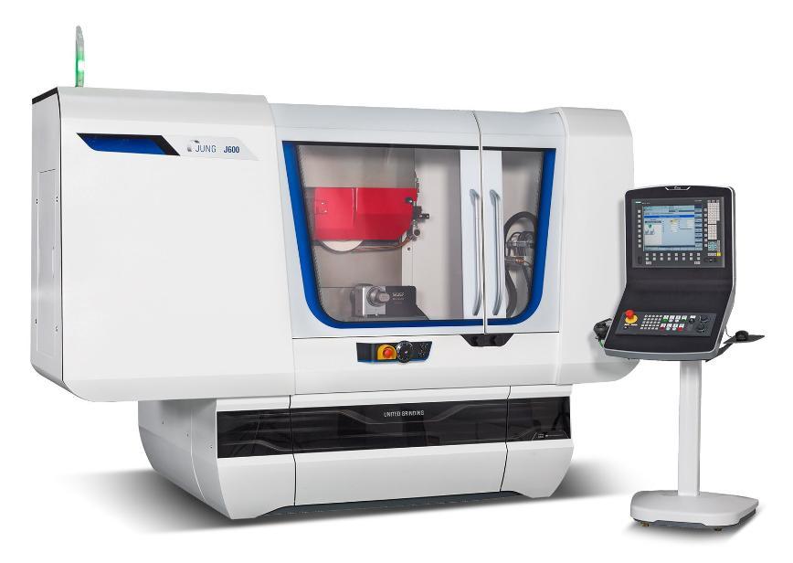 Logo Horizontal spindle surface grinding machine - JUNG J600