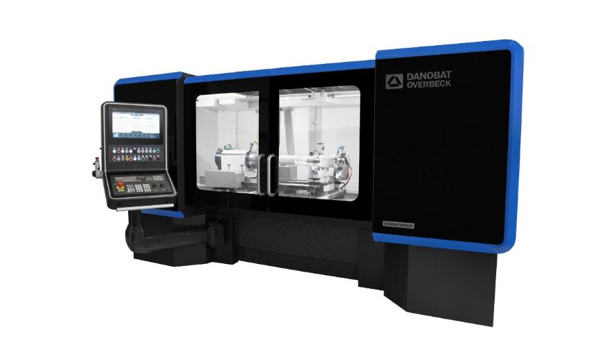 Logo Internal grinding machine - DANOBAT-OVERBECK ILD