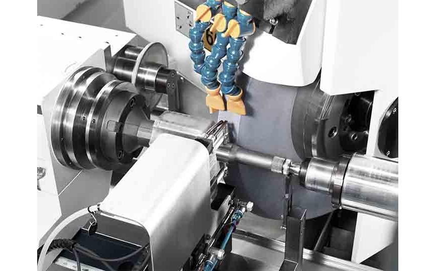 Logo External grinding machine - DANOBAT CG / PG