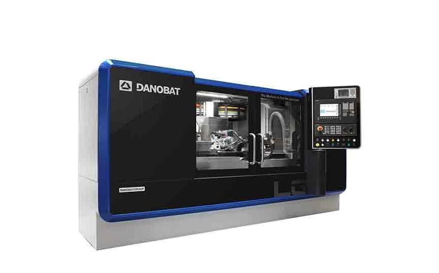 Logo Außenschleifmaschine - DANOBAT LG