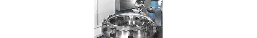 Logo Vertical grinding machine - DANOBAT VG