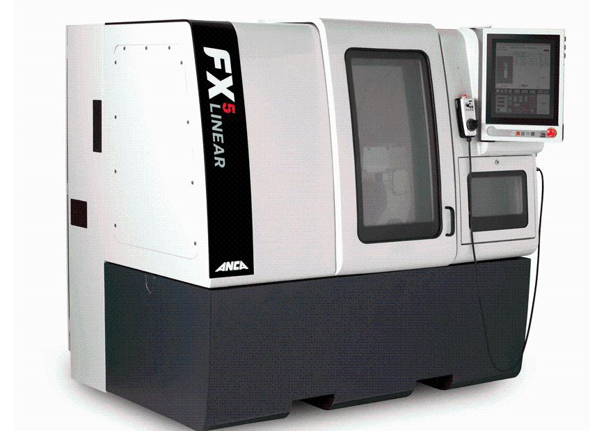 Logo Universalschleifmaschine - TX7 Linear