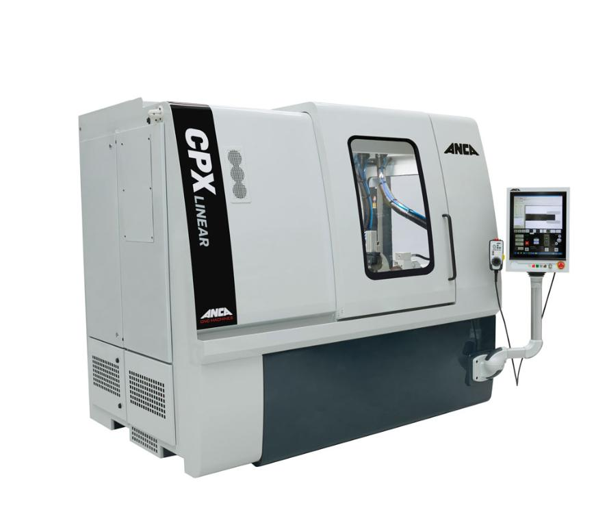 Logo Blank preparation grinder - CPX Linear