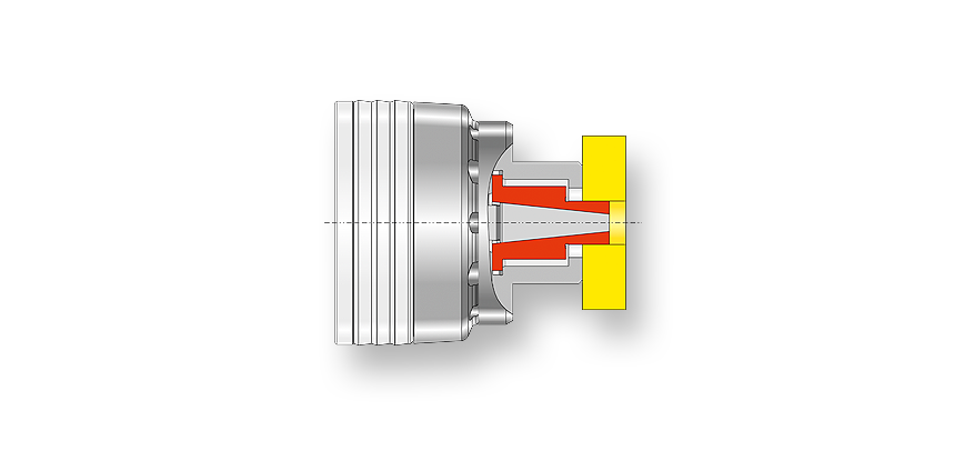Logo Expanding mandrel - Mandrel type 611