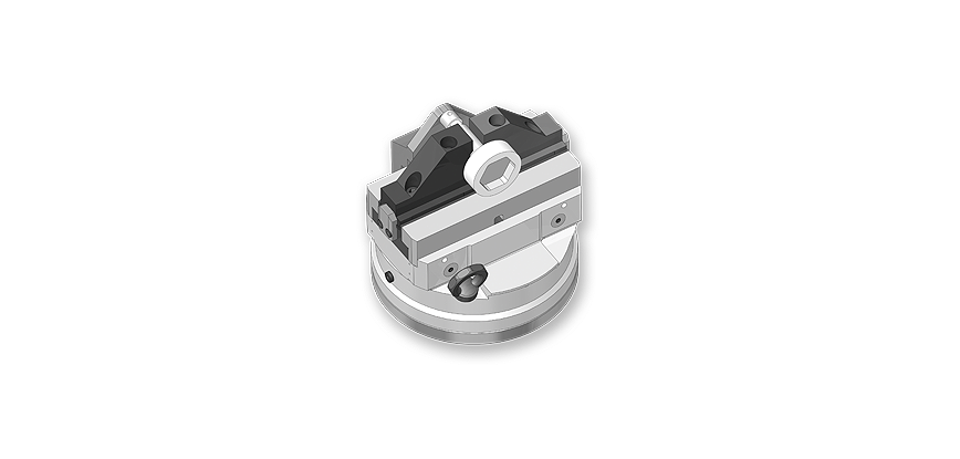 Logo Chucking system - Clamping lever chuck