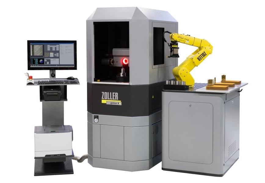 Logo Palletising of workpieces and tools - »roboSet / genius 3«