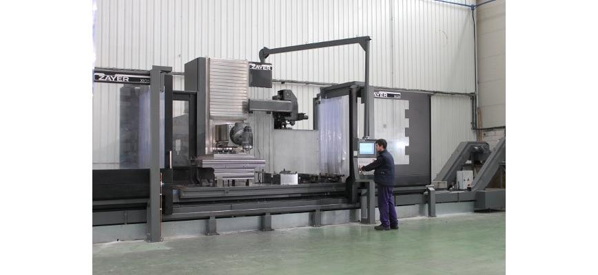 Logo Universal bed type milling machine - XIOS