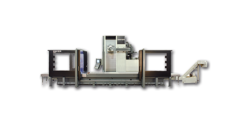 Logo Universal-Bettfräsmaschine - XIOS