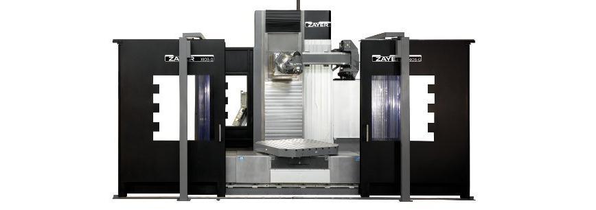 Logo Universal bed type milling machine - XIOS G
