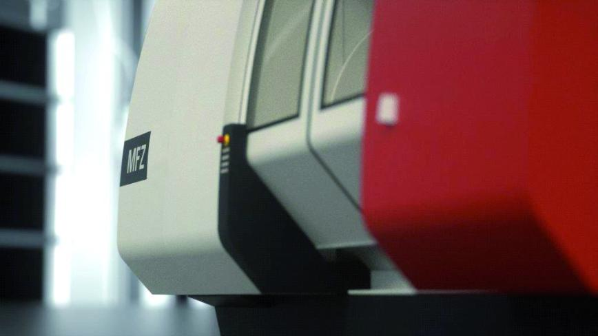 Logo Mehrspindlige horizontale Bearbeitungszentren - MFZ