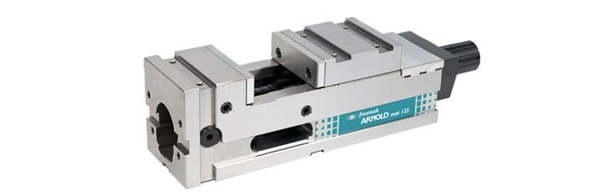 Logo Machine vice - Arnold Mat Mechanical