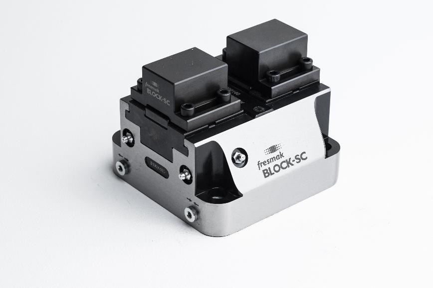 Logo Clamping device, hydraulic - BLOCK-SC Hydraulic