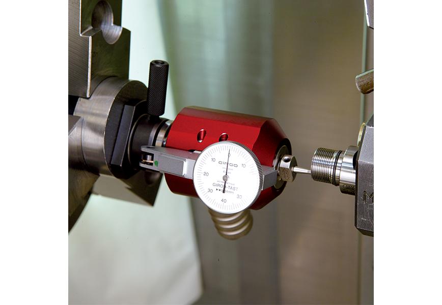 Logo Zentrierwerkzeug für Drehmaschinen - CTL-90
