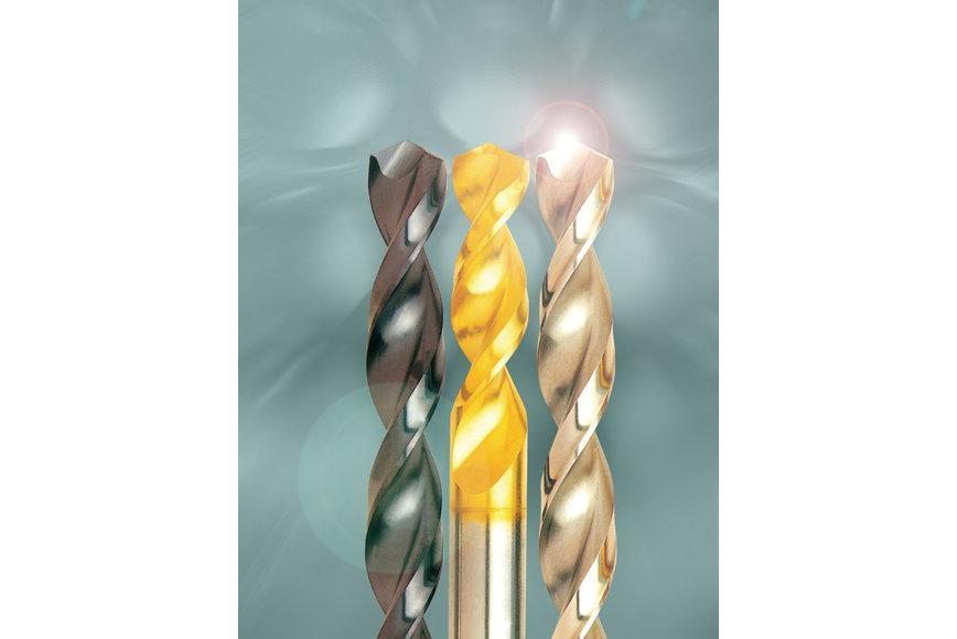 Logo Spiralbohrer / Vollbohrer - Ultraparabolische UD-Spiralbohrer