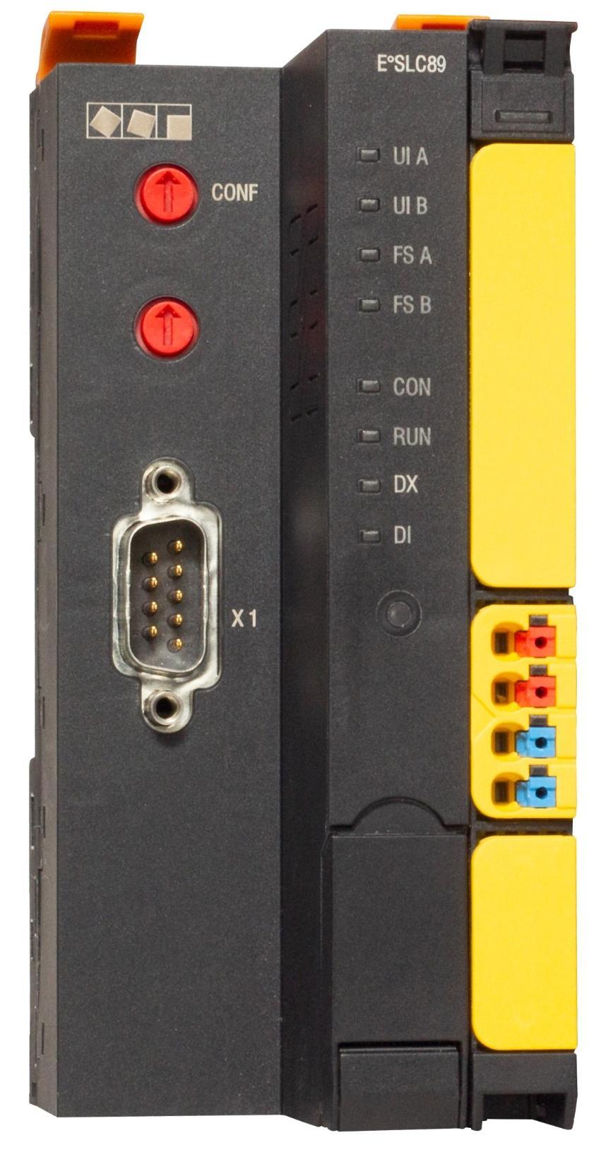 Logo CNC-Steuerung für andere Maschinen - SLC89 Sicherheitssteuerung
