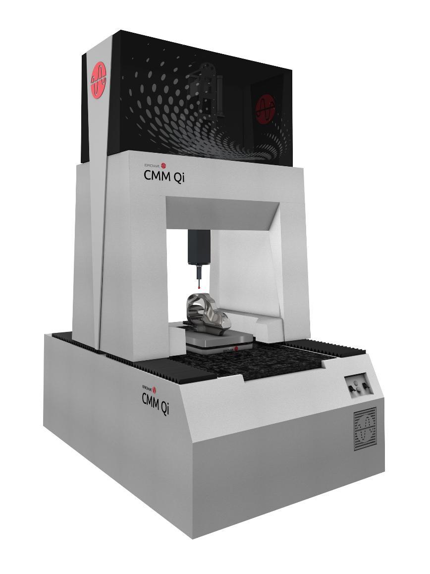 Logo 3D-Portalmessmaschine - EROWA CMM Qi mit Metrolog X4