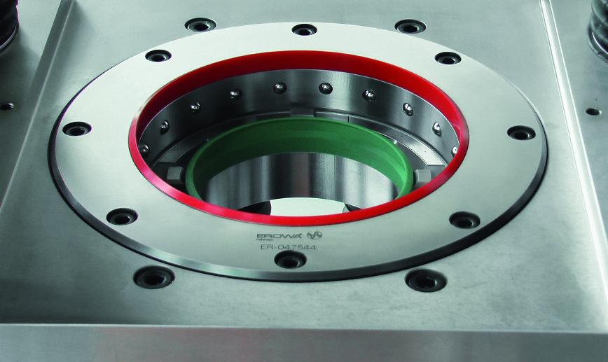 Logo Chucking system - EROWA PM Tooling (Powder Metallurgy Tooling)
