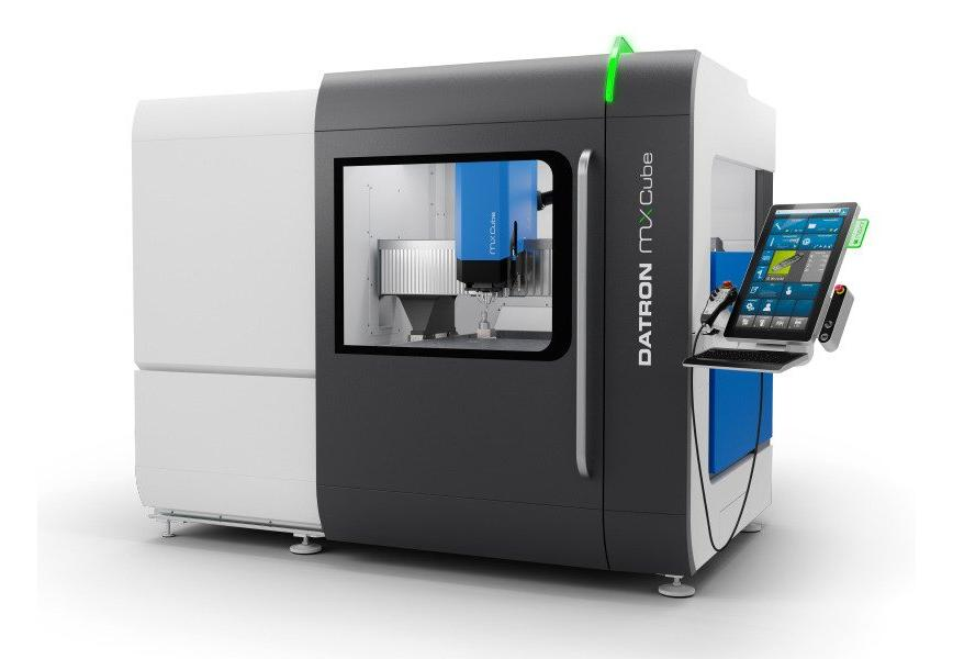 Logo High speed milling machine (HSC) - DATRON MXCube