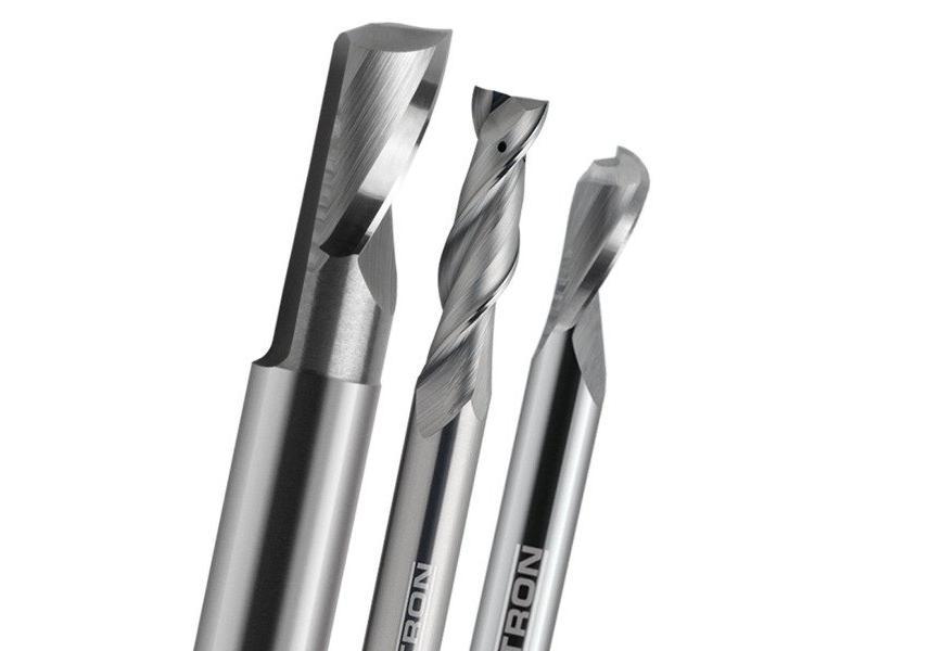Logo CNC milling tools - DATRON CNC milling tools