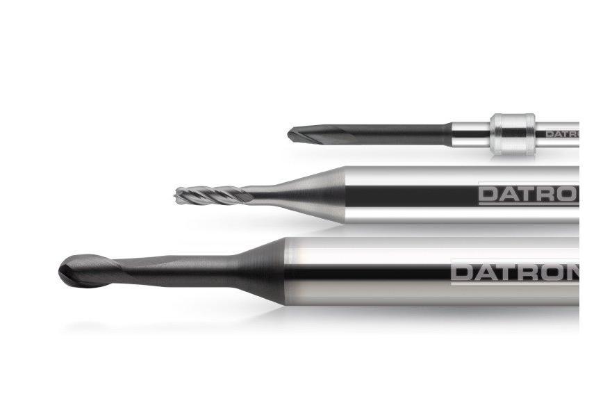 Logo Dental-Fräswerkzeuge - DATRON Dental-Fräswerkzeuge