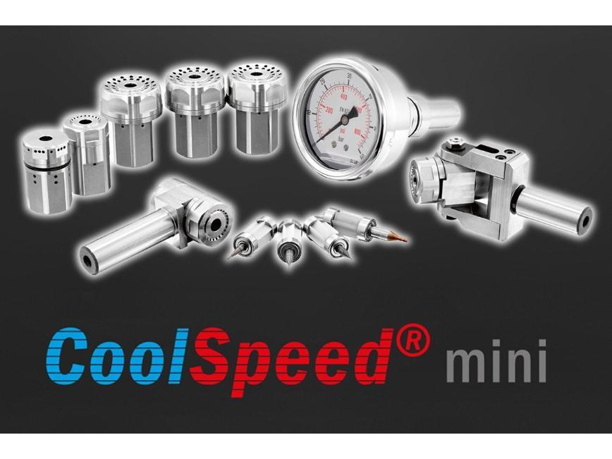 Logo Werkzeughalter - CoolSpeed® mini