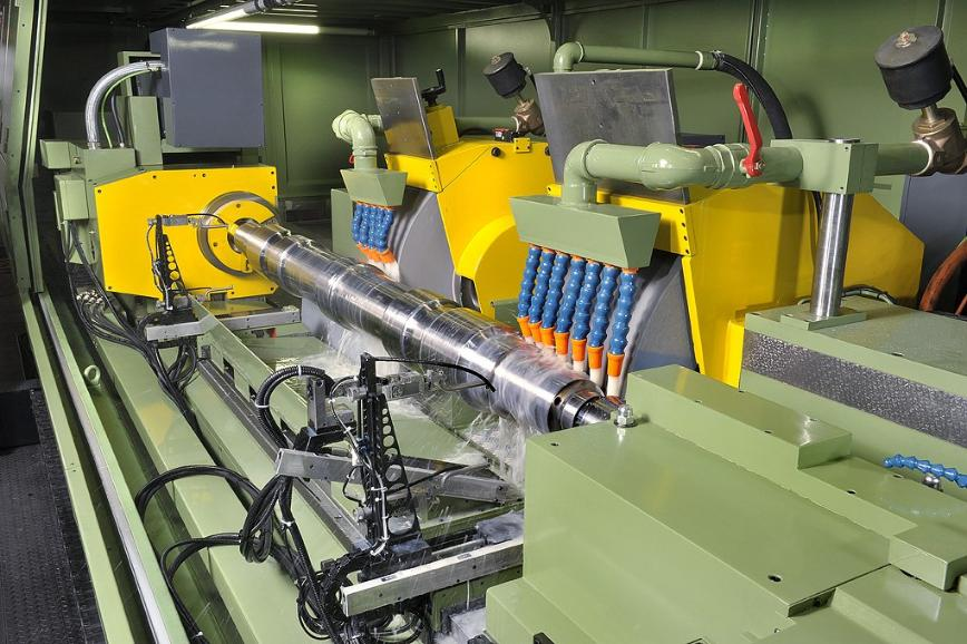 Logo Wheel moving universal grinding machine series R/162-CNC