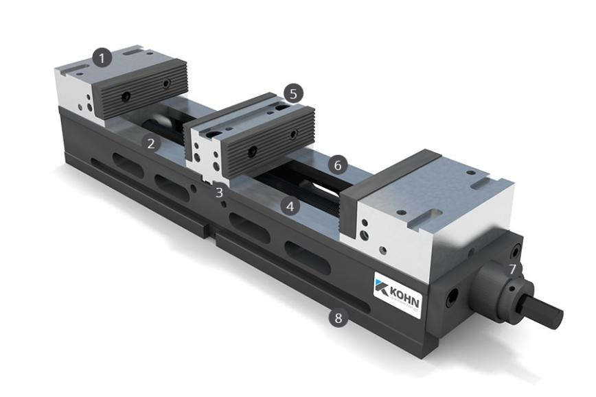 Logo Chucking system - DSS Double Vice
