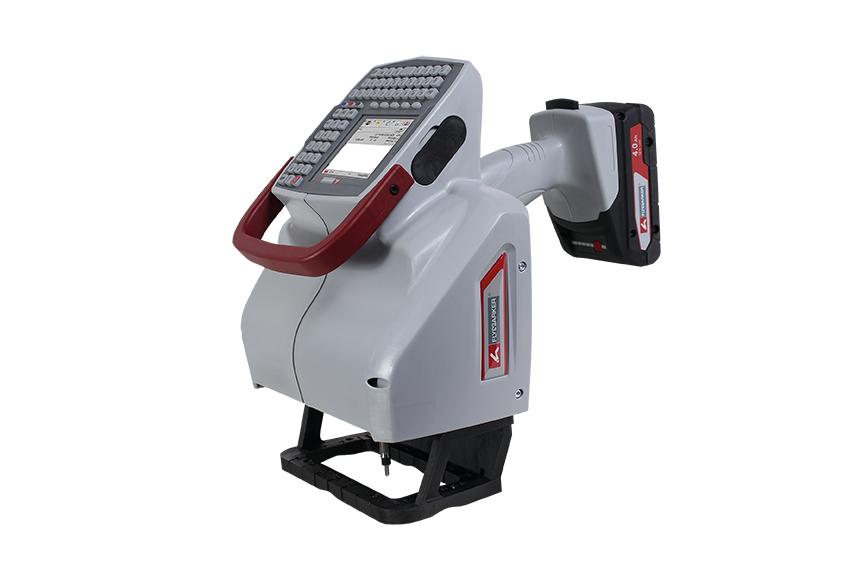Logo Identification marking machine - FlyMarker® mini 120/45