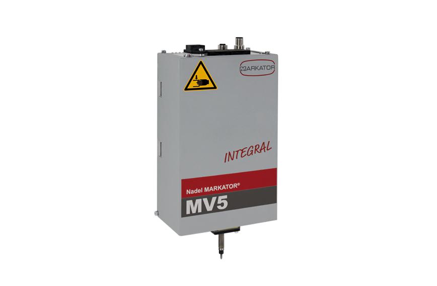 Logo Marking machine - MV5 U65/30 INTEGRAL
