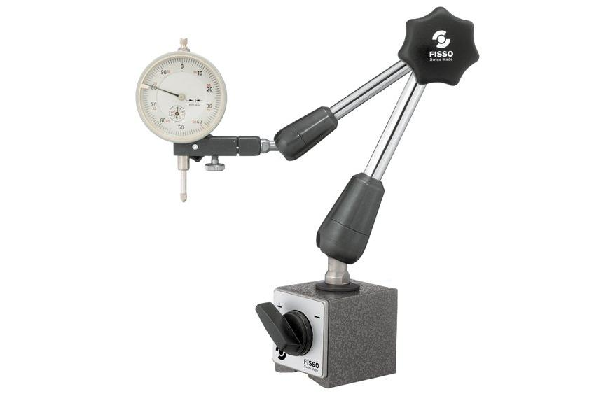 Logo Classic Line 3D articulated gauging arms
