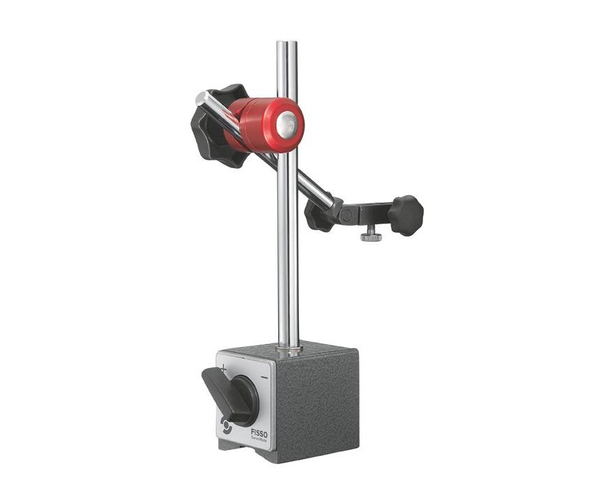 Logo Instruments stands and mounts   - Base Line Gauging arm