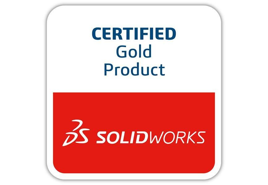 Logo CAD/CAM-Software - Mastercam für SOLIDWORKS