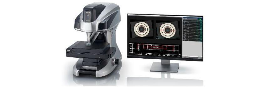 Logo 3D-Profilometer / Digitalmakroskop / VR-5000 Serie
