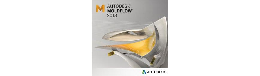 Logo Plastic injection and compression mold simulation - Autodesk Moldflow
