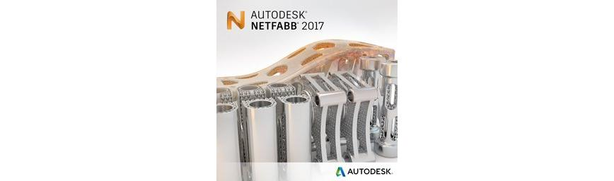Logo Software for product simulation - Autodesk Netfabb