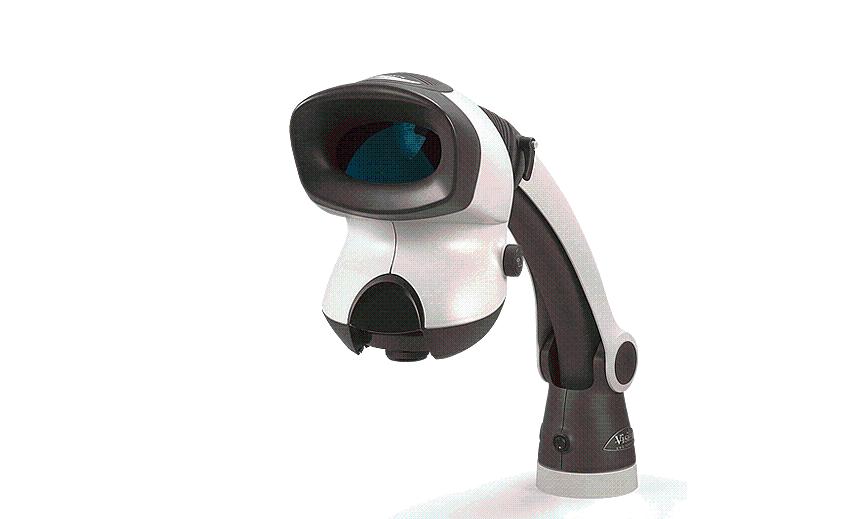 Logo Stereomikroskop - Mantis Compact