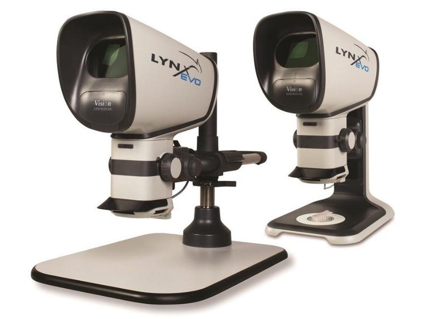 Logo Stereomikroskop - Lynx EVO
