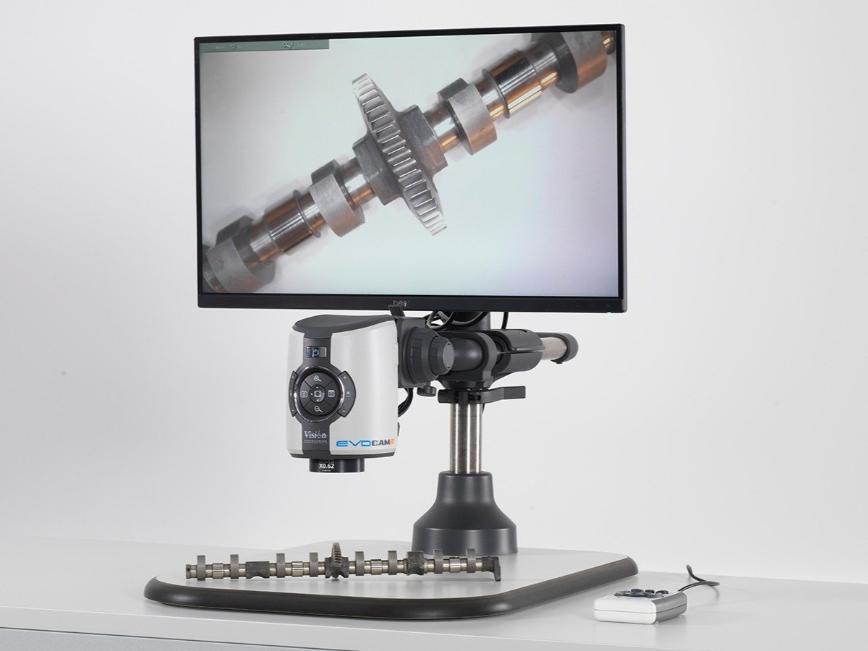 Logo Digitalmikroskop / Videomikroskop - EVO Cam II