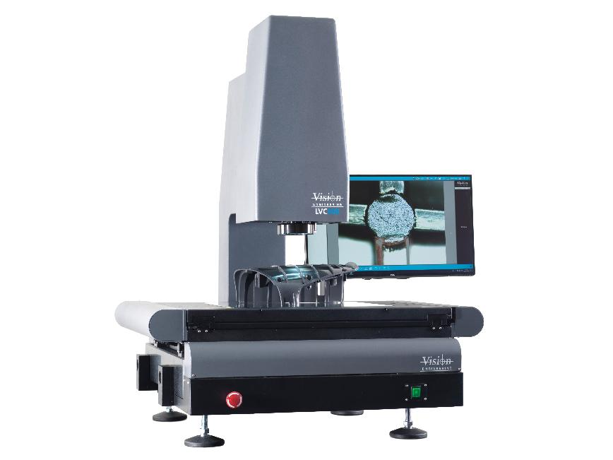 Logo Measuring microscope - LVC400