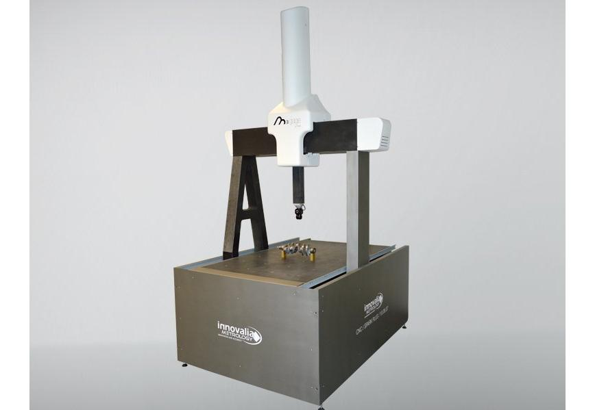 Logo Tool measuring and setting unit - Spark Gage Plus