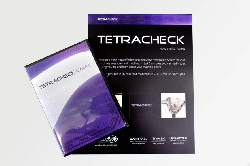 Logo Verification Software for CMM - Tetracheck