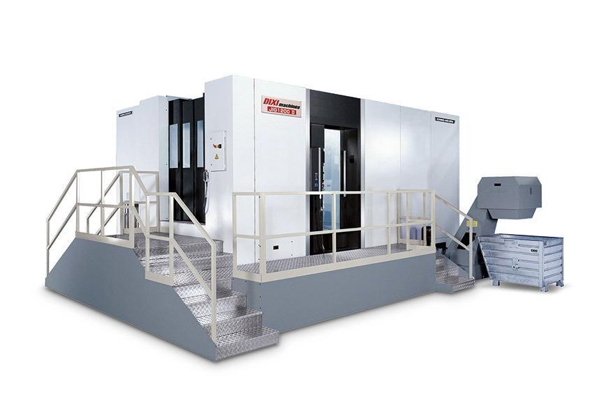 Logo Horizontal machining centre - JIG 1200 II
