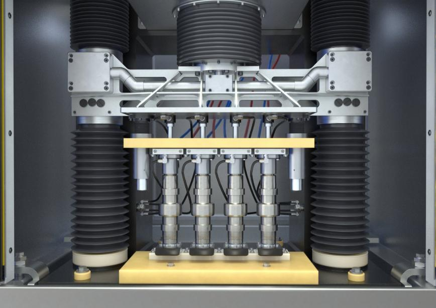 Logo Elektrochemische Werkzeugmaschine - PI 800