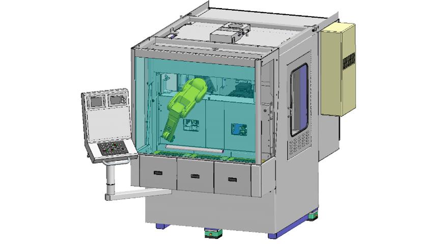 Logo Produktions-Außenrundschleifmaschine - CMT Pendulum