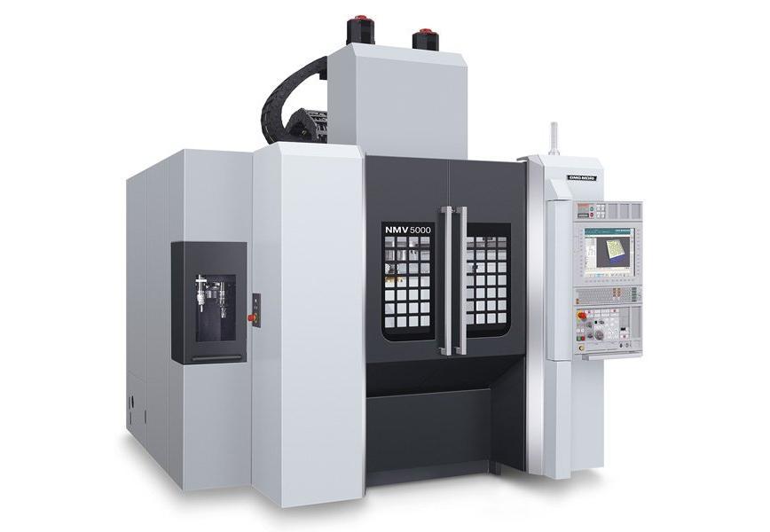 Logo Universal machining centre - NMV 5000 DCG